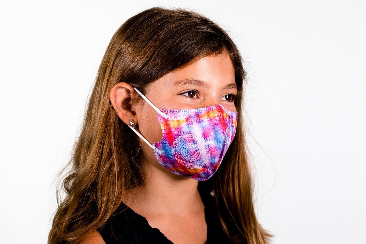 BlueBec® Mini-Maske BBM06 – Mandala, 10er Box.